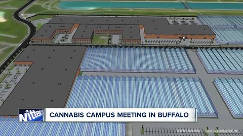 Flora Buffalo hosts forum about proposed cannabis campus