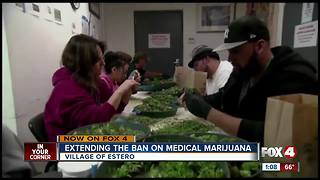 Medicinal marijuana supporters concerned about local bans - Video