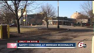 Safety concerns at a downtown McDonald's after nearly three police calls a day in 2018 - Video