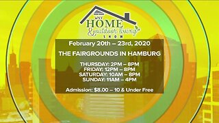 WNY Home and Outdoor Living Show - Sally Cunningham