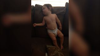 Stand Up Sleeper - Video