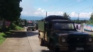 Fighting Resumes After Hundreds Rescued During Marawi City Ceasefire - Video