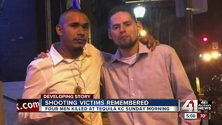 Friends, neighbors remember victims killed in KCK shooting
