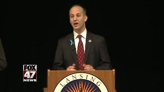 Andy Schor state of the city speech - Video