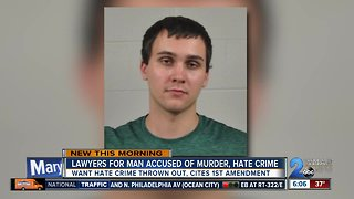 UMD murder suspect asking for hate crime charges to be dropped