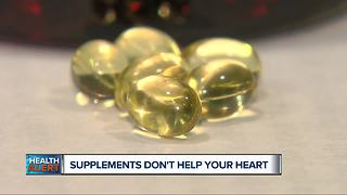 Ask Dr. Nandi: Vitamin supplements don't lower heart risk, study finds - Video