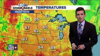 Sunny and dry weather into the weekend - Video