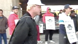NFL Strike 1987: Players hit picket line two games into the season - Video