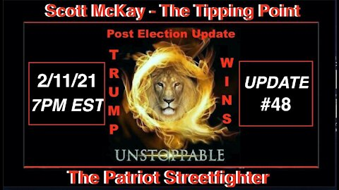 2.11.21 Patriot Streetfighter POST ELECTION UPDATE #48: CDC Strikes Again, Cabal Can Hide No Longer