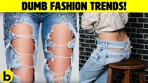 23 Fashion Trends That Should Stop