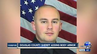 Douglas County Sheriff's Office to upgrade equipment after deadly shooting of officer
