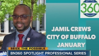 BN360 Profile: Jamil Crews - Video