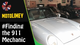 Porsche #5 | Looking for a 911 Mechanic Part 2 | Finding one in Charleston - Video