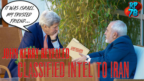 John Kerry Caught Revealing Classified Intel, Maricopa Audit CONTINUES!