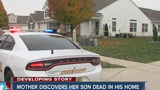 Greenwood mother finds son dead inside home - Video
