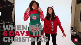 Generation Gap's countdown to Christmas: 6 Days - Video