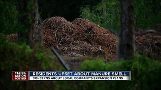 Community divided over compost facility expansion - Video