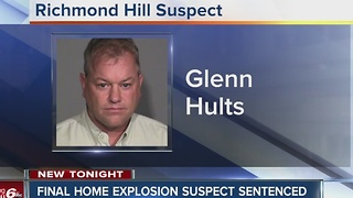 Final suspect in Richmond Hill Explosion sentenced - Video