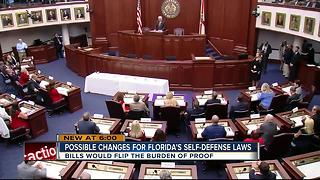 Major Changes in the Works for Florida's Self-Defense