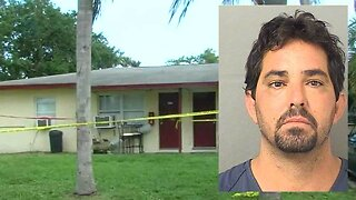 Suspect in custody after suburban West Palm Beach triple homicide