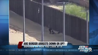 Trump cites Tucson 'wall' illegal crossing stats, but where did they come from?