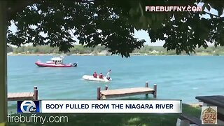 Erie County Sheriff's Office: body recovered from Niagara River