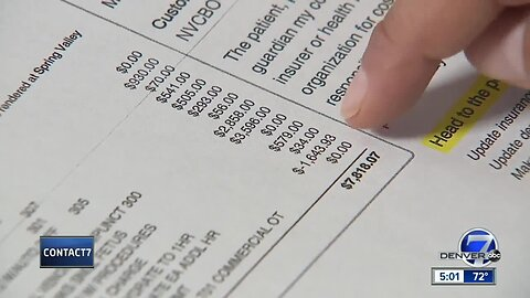 Expectant mother hit with $11,000 ER bill