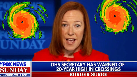 WHITE HOUSE CLAIM: IMMIGRANTS ARE FLEEING HURRICANES!