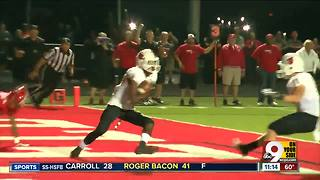 Colerain 38, Fairfield 12 - Video
