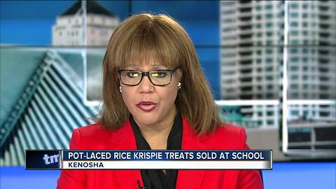 2 arrested for pot-laced rice krispie treats at school