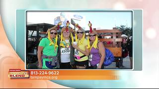 The Morning Blend talks with the YMCA about their upcoming holiday events - Video