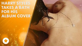 Harry Styles reveals album cover & release date! - Video