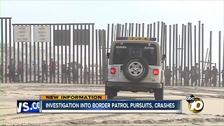 Investigation looks into Border Patrol pursuits, crashes