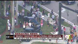 Thirty minutes before the end of the school day, gunfire started - Video