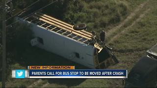 Highlands Co. District to evaluate bus safety after crash involving semi - Video