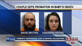 Parents sentenced for starving daughters