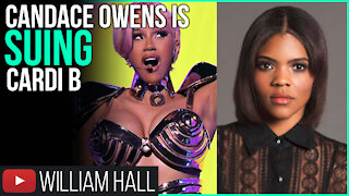 Candace Owens Is SUING Cardi B!