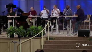 SWFL religious leaders gather to discuss issues of racial injustice