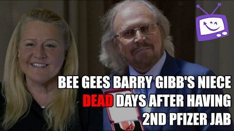 Bee Gees Barry Gibb's Niece Dead Days After Having the 2nd Pfizer Jab