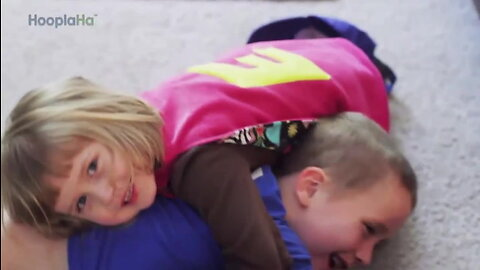 Tiny Superheroes - Courageous Kids Earn Their Capes