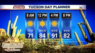First Warning Weather Friday May 18, 2018 - Video