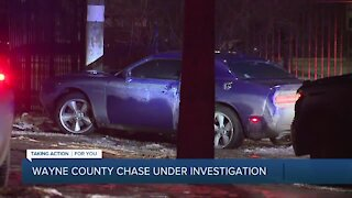 Suspects at large after chase through several cities