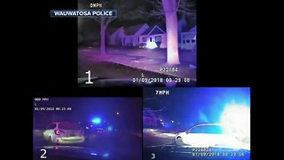 Wauwatosa officer-involved shooting video released