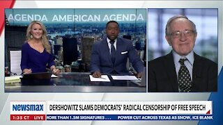 Dershowitz Warns About 'New Mccarthyism' from the left