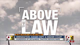 Immigration judges defy a higher court - Video
