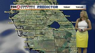 FORECAST: Sunny Skies and Warm Temps Continue - Video