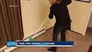 Time for spring cleaning - Video