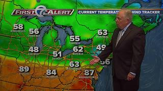 7 First Alert Forecast Saturday Evening 5/12 - Video