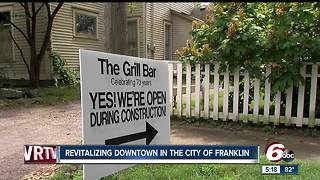 Franklin going through major renovations - Video