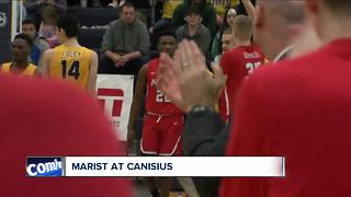 Canisius earns two seed in MAAC Tournament - Video